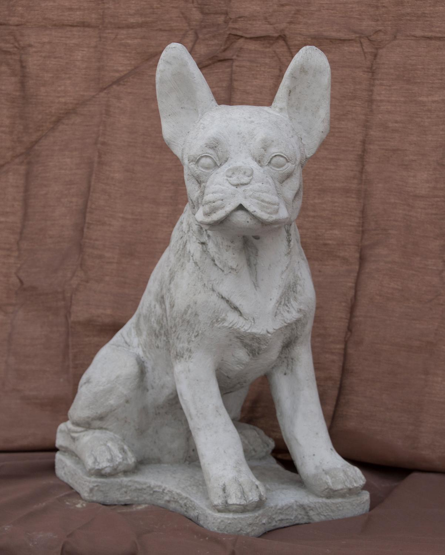 "English Bulldog (Boston Terrier) - 16"" high"