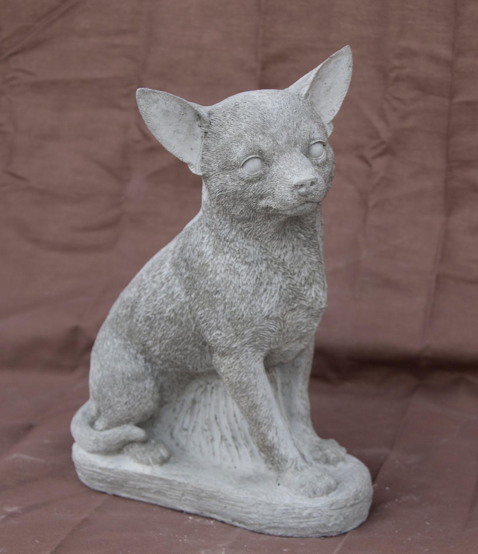 "Chihuahua - 9 1/2"" high"