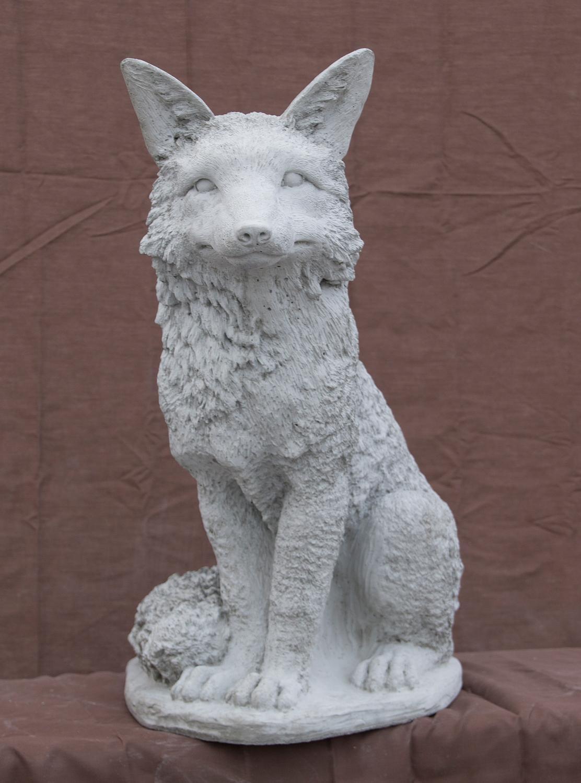 "Medium Fox - 19"""