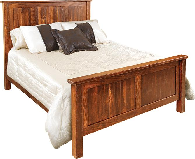Kingston Plank Bed