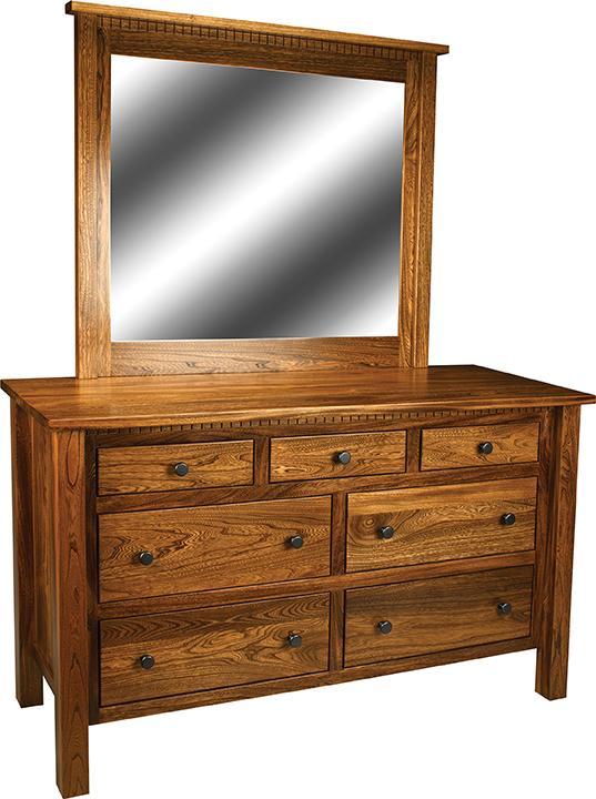 Lindholt Dresser with mirror