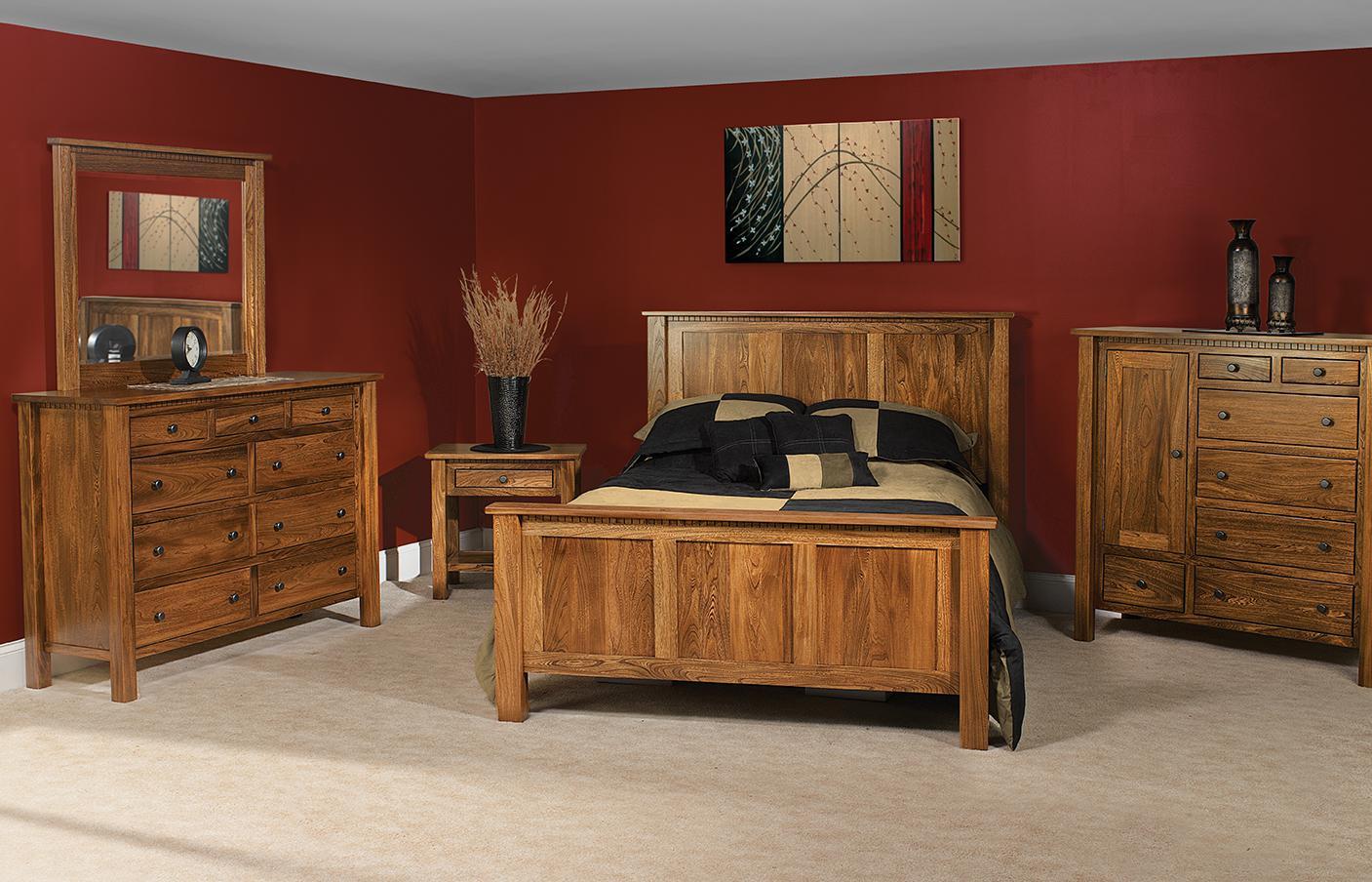 Lindholt Bedroom Suite