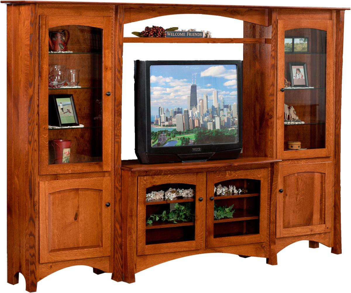 Master 4-Piece Entertainment Center