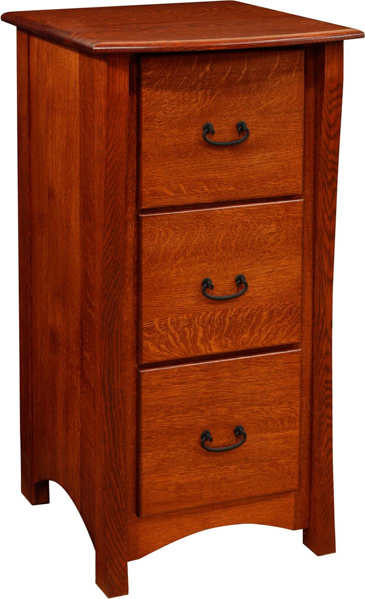 Master Letter File Cabinet - 3 drawer