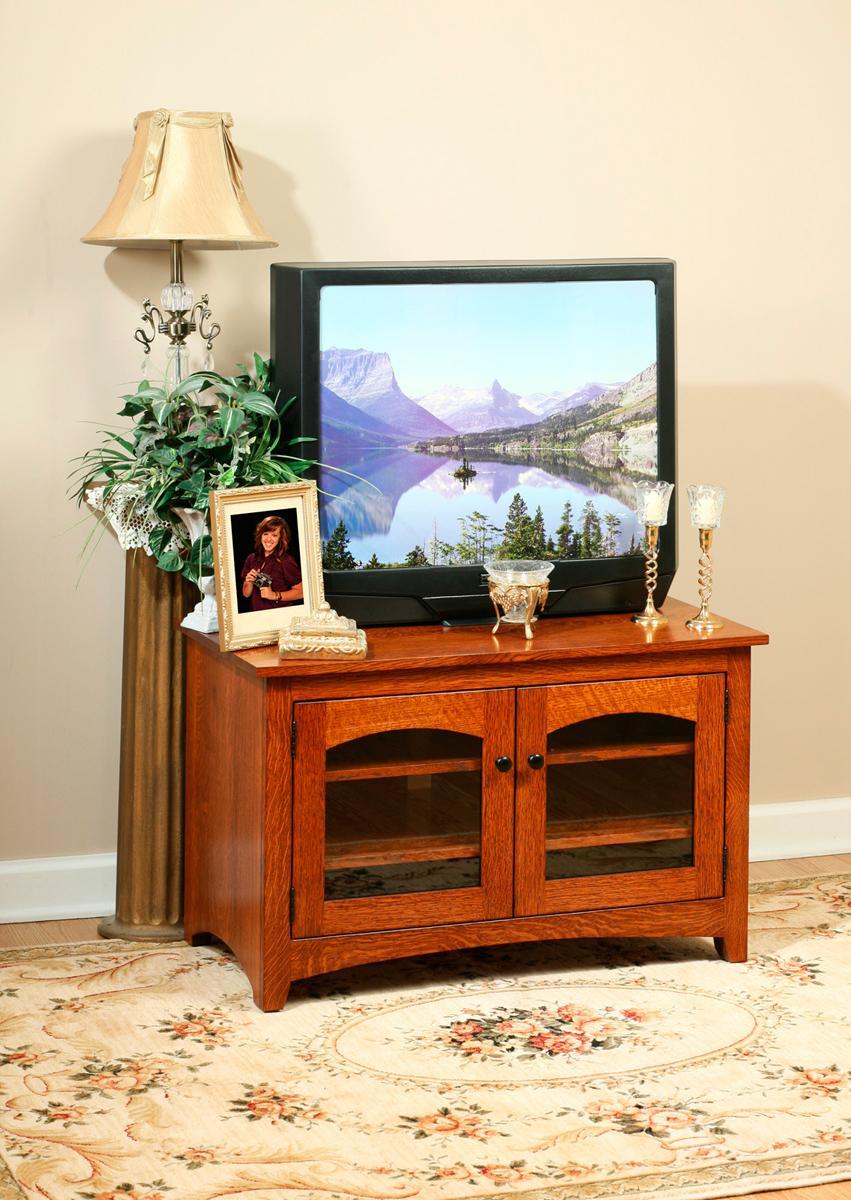 Modern Shaker TV Stand