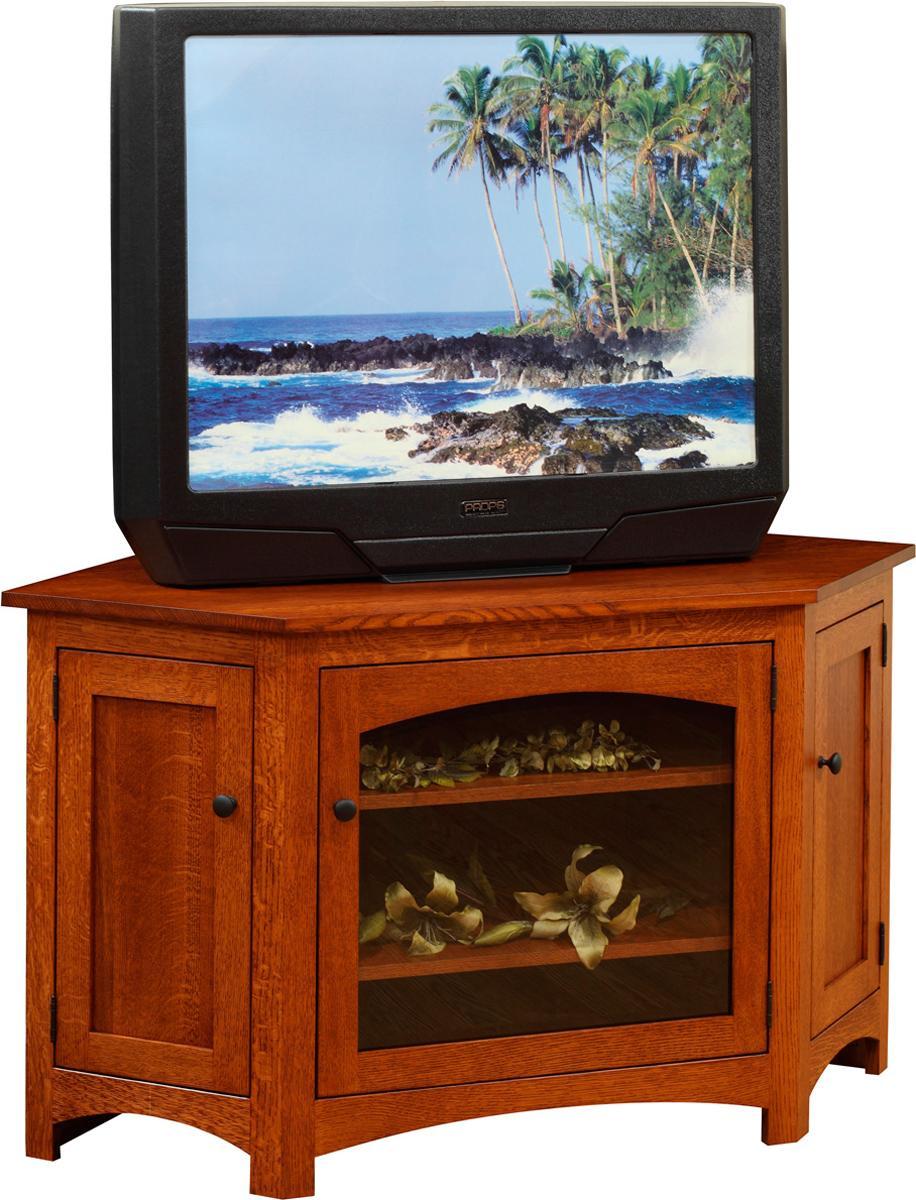 Modern Shaker Cornwall (Corner) TV Stand