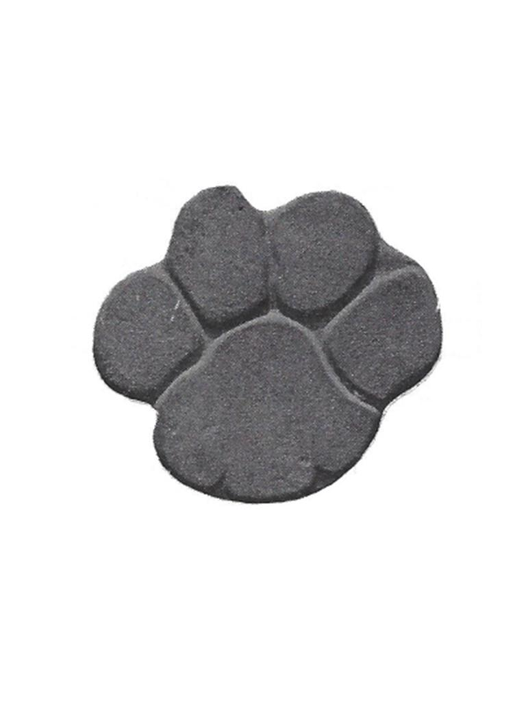 "Stepping Stone - Paw Print - 16"" diameter"