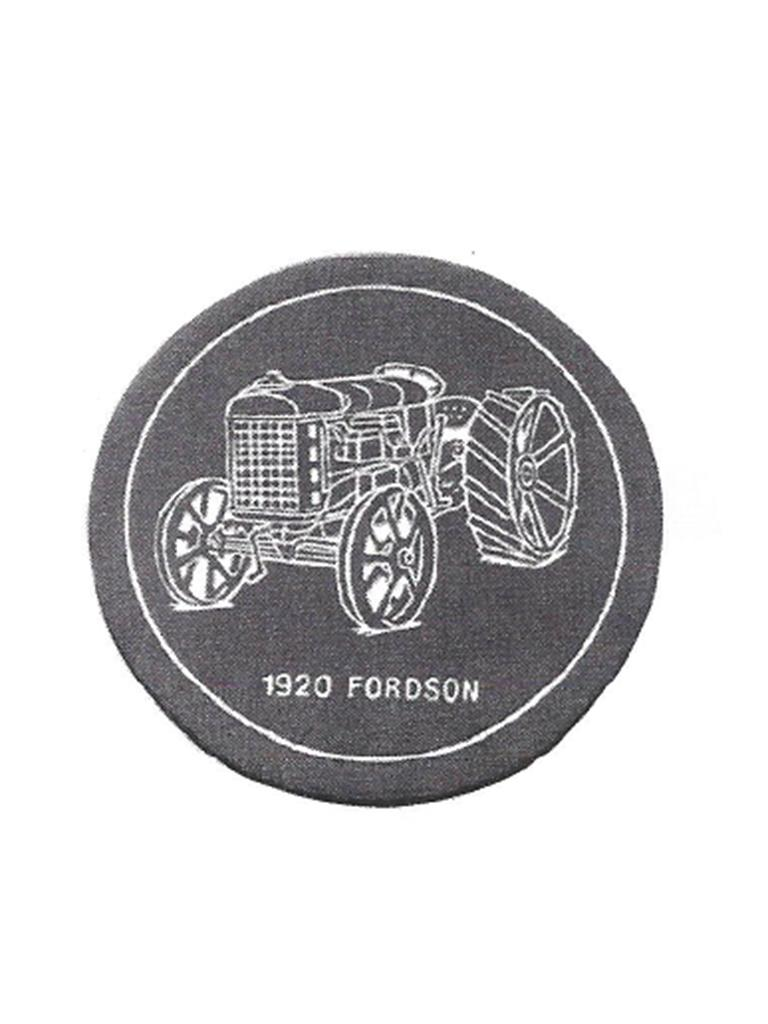 Tractor Stone - Fordson
