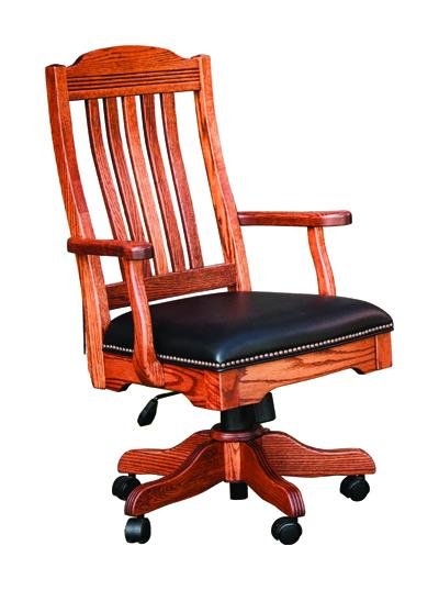 Royal Desk Arm Chair