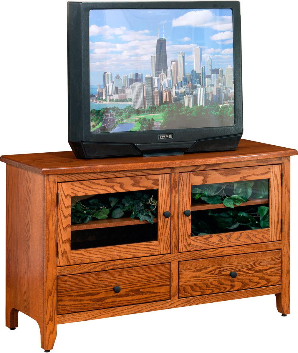 Shaker Economy TV Stand