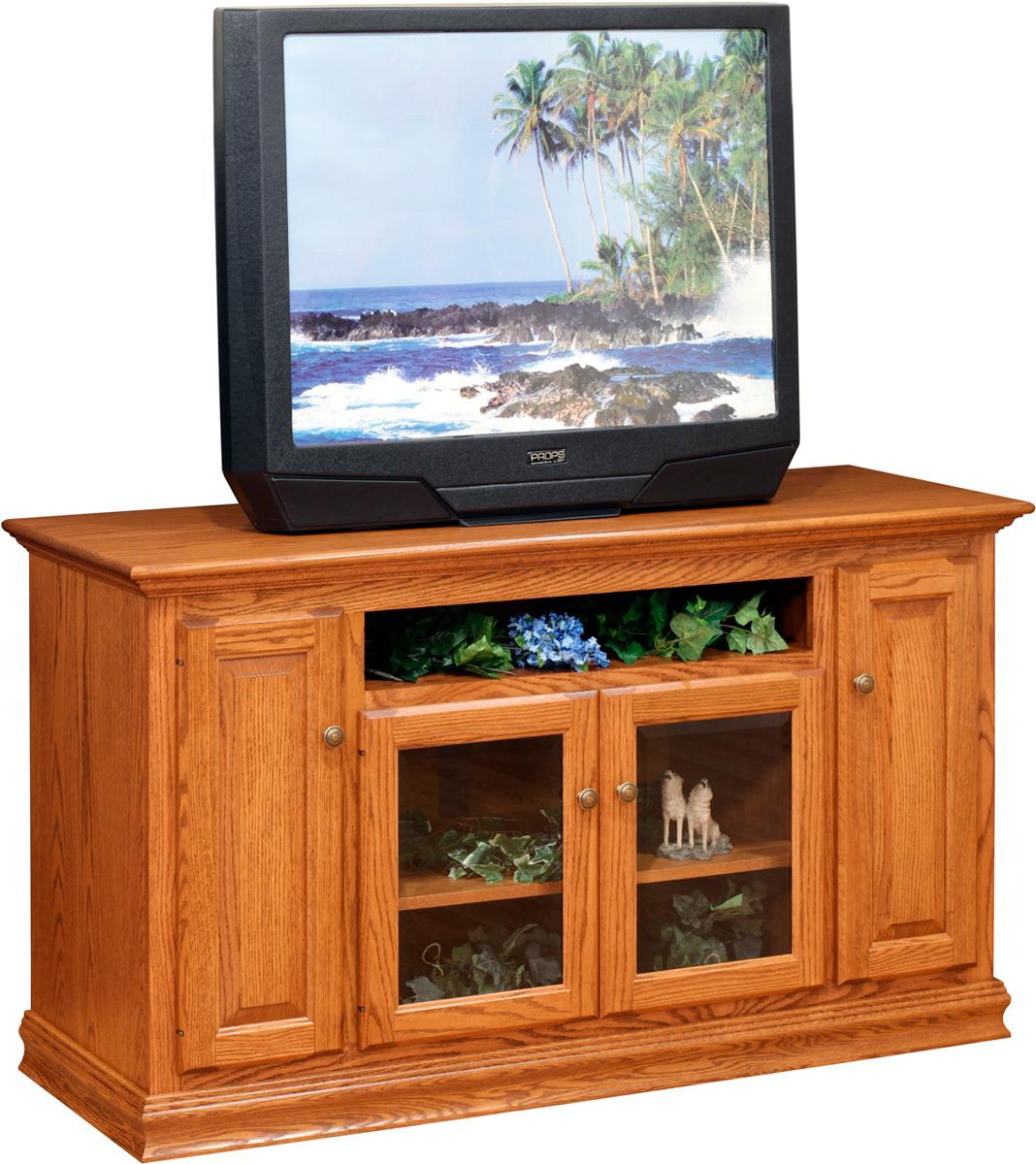 Traditional TV Stand - wide